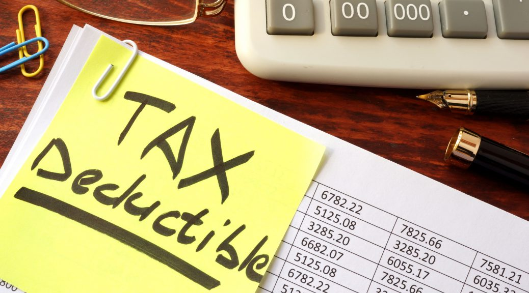 Is Your Car Insurance Tax Deductible?